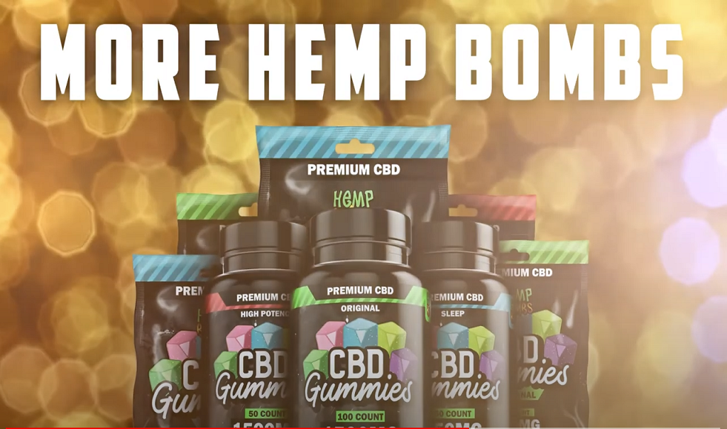 FIND MORE OF WHAT YOU NEED WITH HEMP BOMBS®